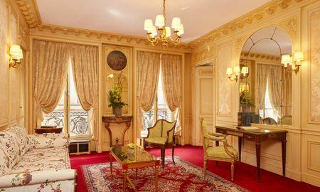 Suite Supérieure - Hôtel Raphael - Paris