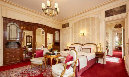 Suite Prestige - Hôtel Raphael - Paris