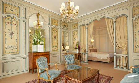 Junior Suite - Hôtel Raphael - Paris