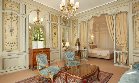 Suite Junior - Hôtel Raphael - Paris
