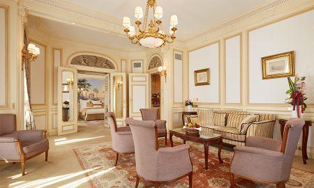 Suite Présidentielle - Hôtel Raphael - Paris