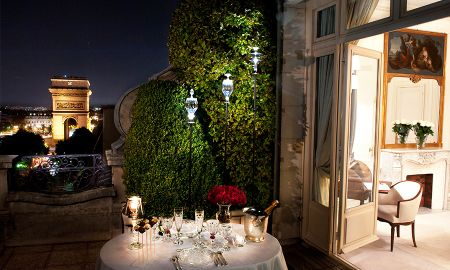 Suite Arc de Triomphe - Hôtel Raphael - Paris