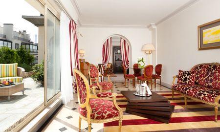 Suite Majestic - Majestic Hotel SPA - Champs Elysées - Paris