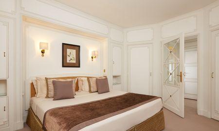 Quarto Superior - Majestic Hotel SPA - Champs Elysées - Paris