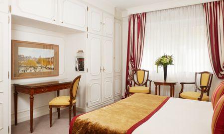 Quarto Clássico - Majestic Hotel SPA - Champs Elysées - Paris