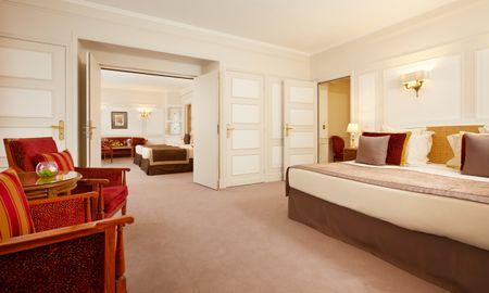 Suite Familiale - Majestic Hotel SPA - Champs Elysées - Paris