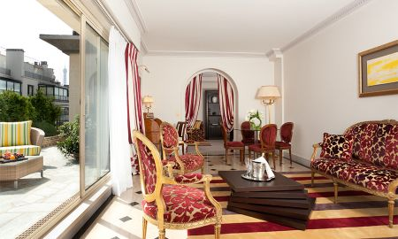 Suite Majestic - Majestic Hôtel-Spa - Paris