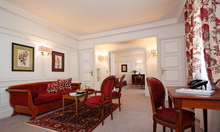 Suite Familiale - Majestic Hôtel-Spa - Paris