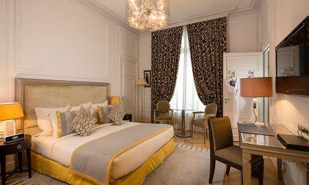 Grande Chambre Deluxe - Majestic Hôtel-Spa - Paris