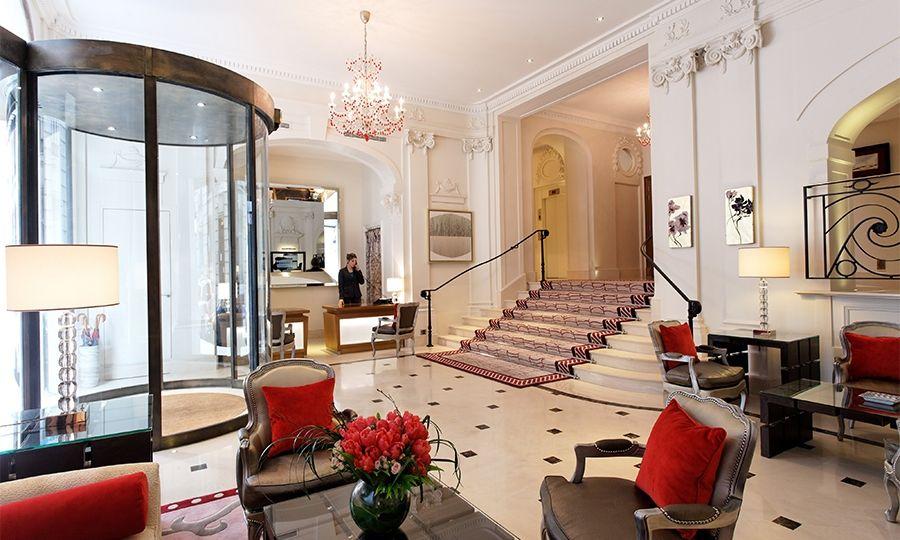 Majestic Hotel – Spa Paris - Booking & Info