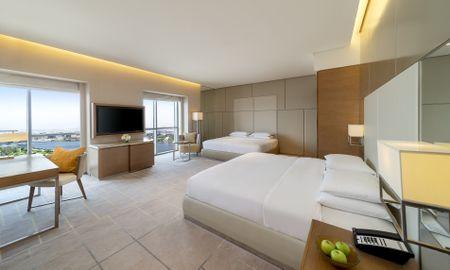 Camera Tripla Deluxe - Hyatt Regency Dubai Creek Heights - Dubai