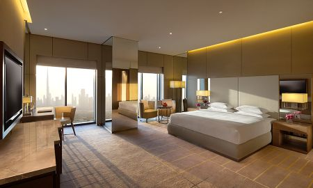 Chambre Deluxe - Hyatt Regency Dubai Creek Heights - Dubai