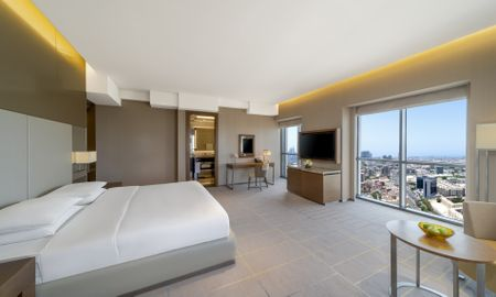 Camera Deluxe - Vista Ruscello - Hyatt Regency Dubai Creek Heights - Dubai