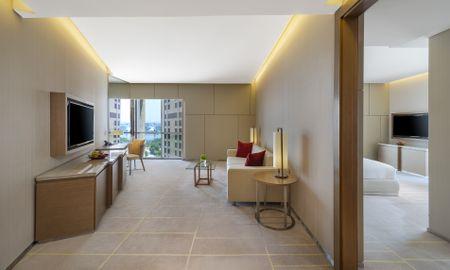 Suite Junior una Camera - Hyatt Regency Dubai Creek Heights - Dubai