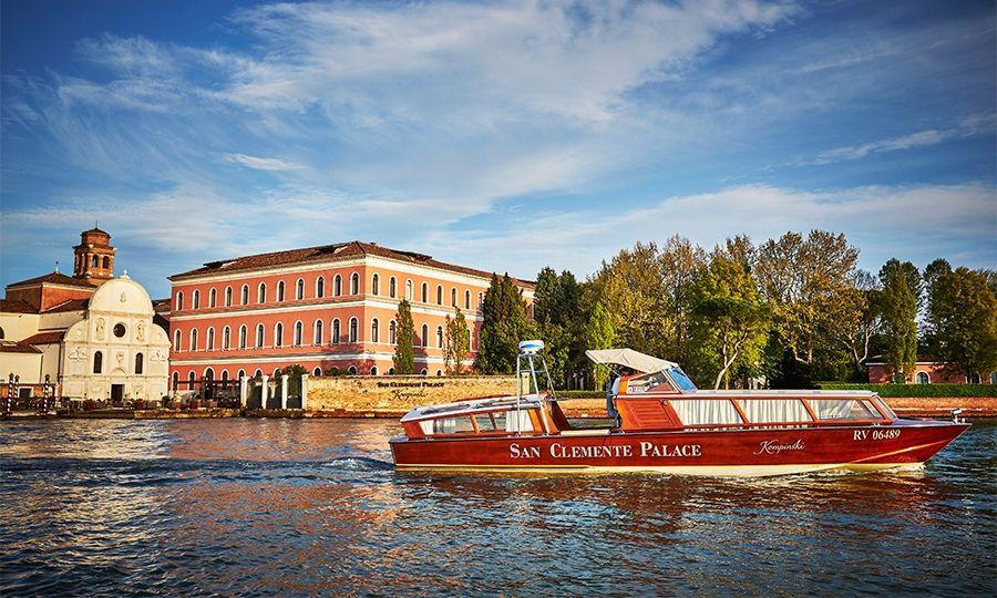 San Clemente Palace Kempinski - Venedig