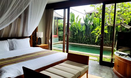 Five Bedroom Villa - Private Pool - The Shanti Residence - Bali