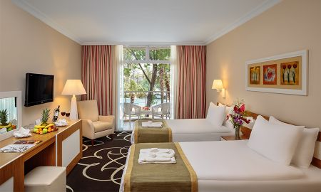 Double Room - Pool View - Alva Donna World Palace - Antalya
