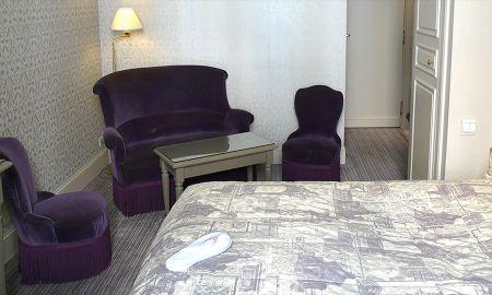 Chambre Triple - Hôtel Arioso - Paris
