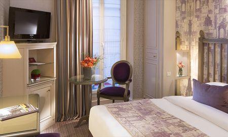 Chambre Quadruple - Hôtel Arioso - Paris
