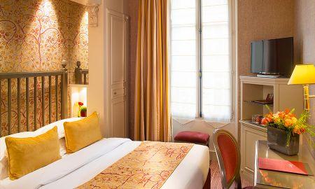 Chambre Classique - Hôtel Arioso - Paris