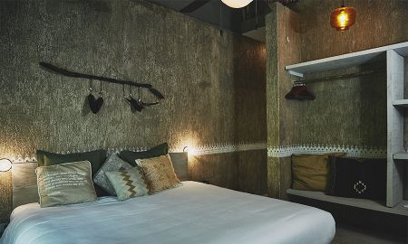 Chambre Standard - Hotel Nomade Tulum - Tulum