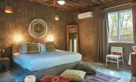 Suite Jungle - Hotel Nomade Tulum - Tulum
