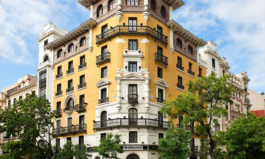 Hotel NH Madrid Alonso Martínez