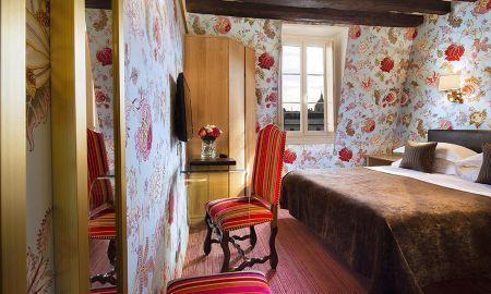 Chambre Classique - Hôtel Saint-Paul Rive Gauche - Paris