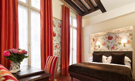 Habitación Small - Hôtel Saint-Paul Rive Gauche - Paris