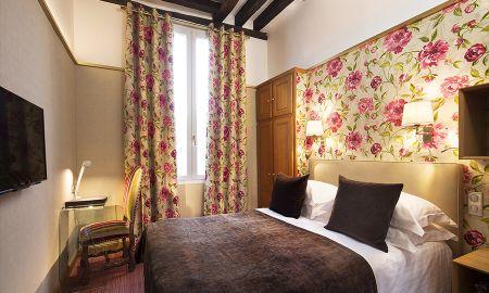Petite Chambre - Hôtel Saint-Paul Rive Gauche - Paris