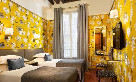 Superior Twinzimmer - Hôtel Saint-Paul Rive Gauche - Paris
