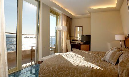 Chambre Double avec Vue sur Mer et balcon - Boutique Hotel More - Dubrovnik