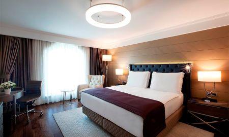 Habitación Ejecutiva con Vista a la Ciudad - Acceso al Salón - Radisson Blu Hotel Istanbul Sisli - Estambul