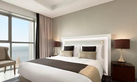 Camera Club con Ingresso Lounge - Wyndham Dubai Marina - Dubai
