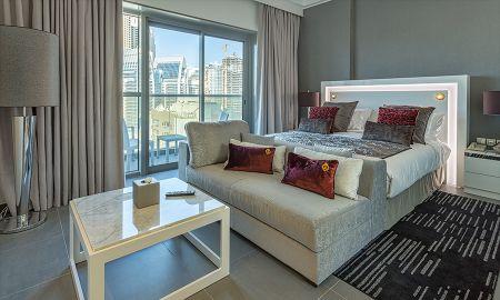 Chambre Supérieure Double - Wyndham Dubai Marina - Dubai