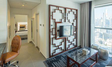 Suite Junior King - Wyndham Dubai Marina - Dubai