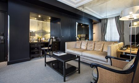 Suite - Hôtel Castille - Paris
