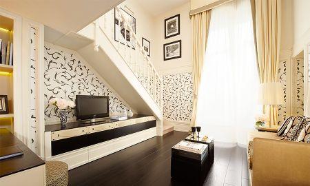 Suite Duplex - Hôtel Castille - Paris