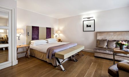 Suite Junior - Hôtel Castille - Paris