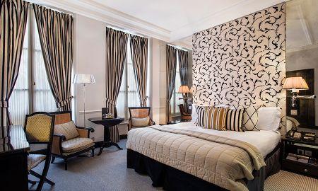 Chambre Deluxe - Hôtel Castille - Paris