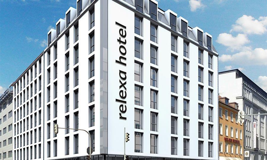 Relexa Hotel Munchen Booking Info