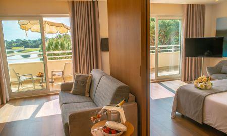 Signature Suite - Balcony - Onyria Quinta Da Marinha Hotel - Lisbon