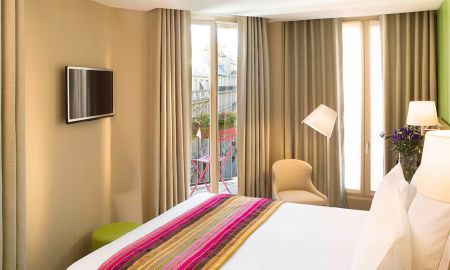 Privilege Double Room - Hôtel Cordelia - Paris