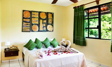 Chambre Deluxe Master - Posada Mariposa Boutique Hotel - Playa Del Carmen