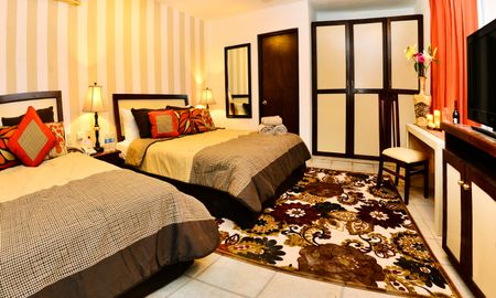 Chambre Deluxe - Posada Mariposa Boutique Hotel - Playa Del Carmen