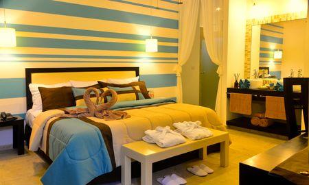 Grande Chambre Deluxe - Posada Mariposa Boutique Hotel - Playa Del Carmen