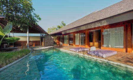 Villa Trois Chambres avec Piscine - The Santai - Bali