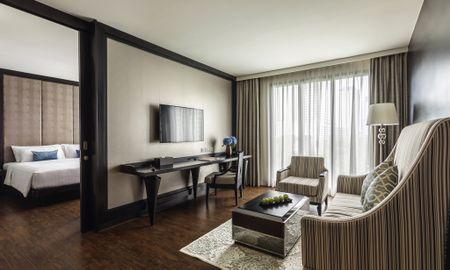 Представительский люкс - Mövenpick Hotel Sukhumvit 15 Bangkok - Bangkok