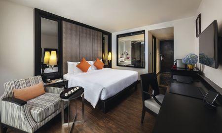 Представительский номер с кроватью размера - Mövenpick Hotel Sukhumvit 15 Bangkok - Bangkok