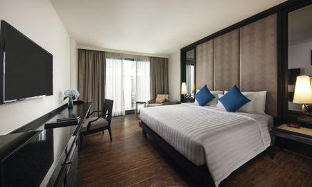 Номер люкс королевский - Mövenpick Hotel Sukhumvit 15 Bangkok - Bangkok